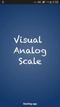 Presentación Visual Analog Scale